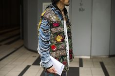Tokyo Fashion Week Fall 2016 Street Style - -Wmag