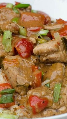 Slow Cooker Caribbean Pork Recipe