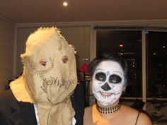 Costumes from last halloween