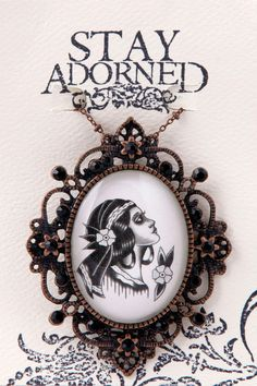Follow @stayadorned on Instagram for cool hand made adornments