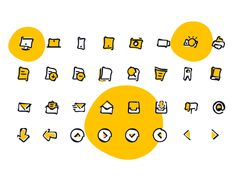 Creative Icon Pack designed by Petr Bilek. Connect with them on Dribbble; the global community for designers and creative professionals. Creative Icon, Saint Charles, Icon Pack, San Luis Obispo, Show And Tell, Typography, Icons, Marina Del Rey, Letterpress