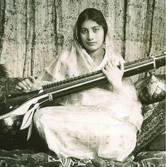 Noor Inayat Khan.