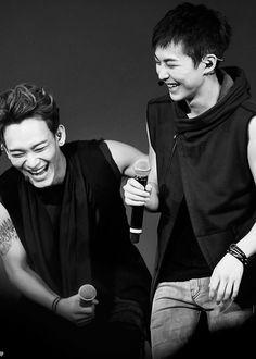 Jongdae x Minseok= Xiuchen~