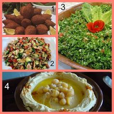 Love me some middle eastern food!! :D :D And to know it's healthy is even better!!