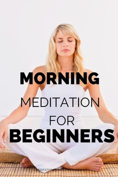 Try this morning meditation for beginners. morning meditation routine, morning meditation for beginners tips, how to meditate in the morning, morning meditation for anxiety, morning meditation guided, meditation for beginners stress, how to meditate, #meditation #yoga #mindfulness #stressrelef