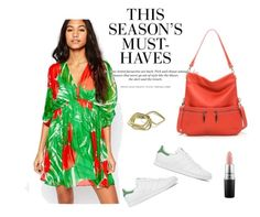 What to Wear: Latest Trend by brynn-capella on Polyvore featuring Traffic People, adidas, Brynn Capella, Juliet Jewelry, MAC Cosmetics and H&M