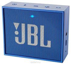 JBL GO портативная акустическая система 1390 руб