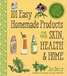 A collection of DIY Herbs Recipes including homemade cleaners, salves, lip balms, medicinal vinegars, cough syrups and more.