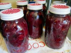 canned cherry pie filling 2, I think this is the one I will use.