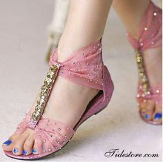 ravissants et pieds légers !