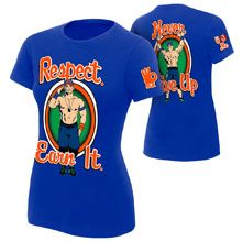Wear your favorite WWE Superstar! Buy exclusive John Cena apparel at the official WWE Shop online. The Official WWE Shop John Cena Costume, Wwe Bedroom, Wwe Superstar John Cena, Wwe Shirts, Wwe Superstars, Champion, Wrestling, Costumes, Respect