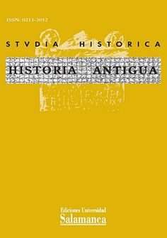 Stvdia Historica - Historia Antigua de Extremadura.