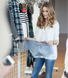 Olivia Palermo Piperlime Guest Editor