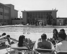 Back in the day when Cal State Northridge was San Fernando Valley State College Life at Northridge Hall, dorm