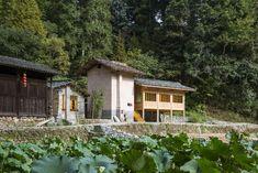 3andwich Design / He Wei Studio · Shangping Village Regeneration - Shuikou Area