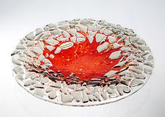 glass design with fusing