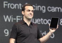 TECNOLOGÍA GOOGLE  Google presenta su primera tableta, renueva Android y sorprende con Nexus Q  Fernando Mexía