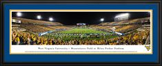 This WVU Mountaineers Panoramic Picture was taken by Blakeway Worldwide Panoramas and is available in many different formats!