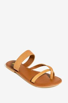 4e8e551b32a You Have The Right Sandal Low Heels