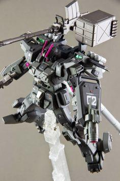 Custom Build: 1/144 Full Armor Gundam Ez-SR - Gundam Kits Collection News and Reviews