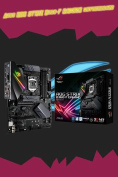 Computers / Computer Components / Computer Parts / Computer Hardware / Computer Motherboards / Motherboards / Asus / Asus Motherboard / Gaming / Gaming Motherboard Asus Rog, Computer Hardware, Pc Gamer, Computers, Gaming, Hardware, Videogames, Game