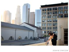 Vibiana Wedding : Damaris + Donald - Jasmine Star Photography Blog. a MUST picture if we do it here