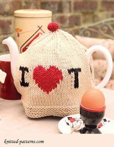 Tea cosy knitting pattern free