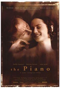 "Jane Campion ""The piano"""