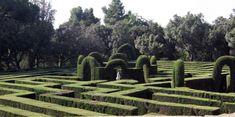 Barcelona maze