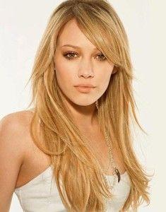 Hilary Duff Long Hair Contact beautiful celebrities free at StarAddresses.com
