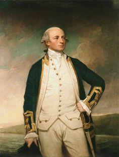 Captain William Peere Williams