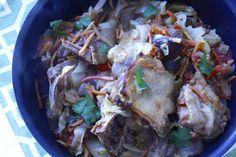 ivorian food Kedjenou Recipe