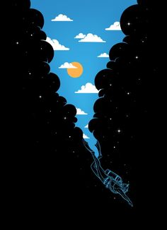 day and night by Enkel Dika