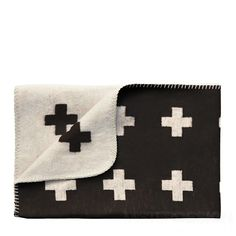 Cross Blanket Deken - Pia Wallen