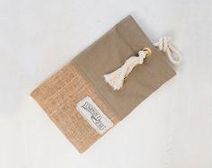 Canvas iPad Air Sleeve  Duck Cotton Case by theAtlanticOcean, $38.00