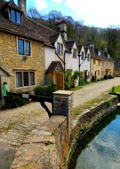 Castle Combe - Wiltshire, Cotswolds, England