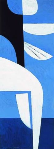 Modern Paintings, Greek Art, Love Art, Greece, Abstract Art, Minimal, Artists, Artwork, Blue