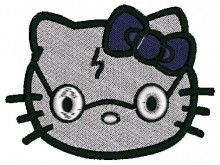 @Jill Schneider, you need this!! Harry Potter Hello Kitty