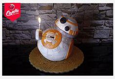 BB - 8 Cake, Star Wars, the force awakens.