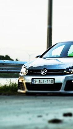 Volkswagen Golf R Wallpaper for iPhone 6 Plus Images