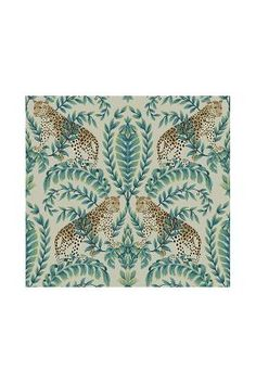 Shop the Jungle Leopard Wallpaper at Anthropologie today. Read customer reviews, discover product details and more. Leopard Wallpaper, Of Wallpaper, Peel And Stick Wallpaper, Designer Wallpaper, Wallpaper Designs, Wallpaper Manufacturers, Hawaii Homes, Spring Home, Furniture Decor
