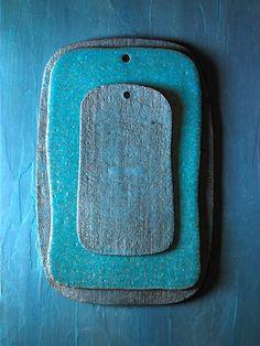 Stoneware cheeseboards | Michele Michael - Elephant Ceramics
