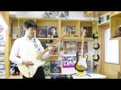 カノンロックをちょっとアレンジして弾いてみた。canon rock ギターチャレンジャー