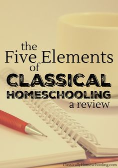 Classical Christian Education isn't about the curriculum you use. It's not a matter of tossing Latin into our day, or reading the right books. There's more to teaching our children about wisdom, beauty, virtue, and truth than simply finding the perfect te Homeschool High School, Homeschool Curriculum, Homeschooling Resources, Classical Education, Kids Education, Primary Education, 5 Elements, Fifth Element, Home Schooling