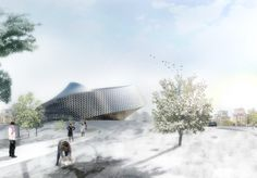 National Library in Astana, Kazakhstan / BIG | ArchDaily