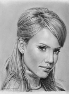 Known as silentdeath007 on dA, Allen is a traditional artist from Ggermany who likes to draw portraits. He creates wonderful pencil art with graphite pencils and sometimes with coloured pencils.
