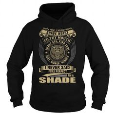 SHADE T Shirts, Hoodies. Get it now ==► https://www.sunfrog.com/Names/SHADE-112866450-Black-Hoodie.html?41382