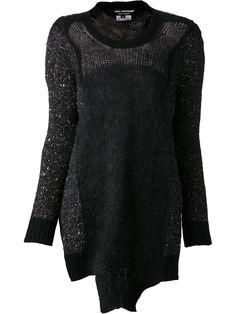 Junya Watanabe Comme Des Garçons Long Knit Sweater - The Parliament - Farfetch.com