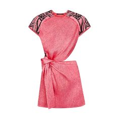 Products by Louis Vuitton: Printed Fine Pleats Dress With Knot Detail High Fashion Dresses, Fashion Outfits, Women's Fashion, Ropa Louis Vuitton, Blusas Top, Designer Gowns, Ladies Dress Design, Dress Collection, Celebrity Style