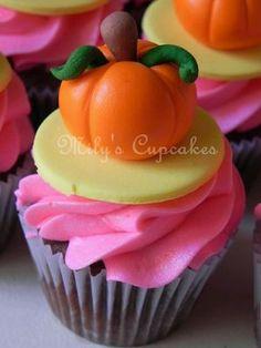 MuyAmeno.com: Cupcakes o Magdalenas de Cenicienta para Fiestas Infantiles